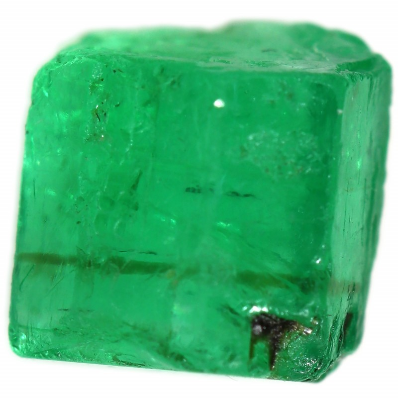3.40 CTS EMERALD CRYSTALS FROM ETHIOPIA [S-SAFE167]