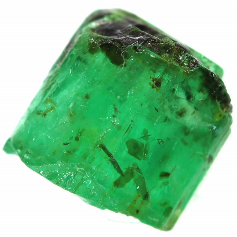 3.35 CTS EMERALD CRYSTALS FROM ETHIOPIA [S-SAFE170]