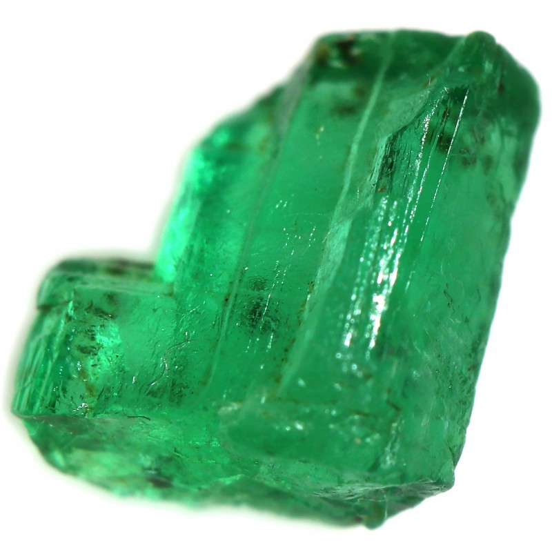 2.85 CTS EMERALD CRYSTALS FROM ETHIOPIA [S-SAFE175]