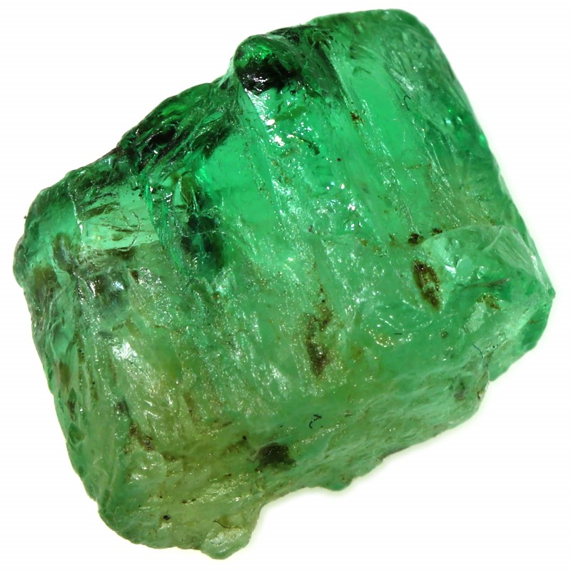 3.05 CTS EMERALD CRYSTALS FROM ETHIOPIA [S-SAFE176]