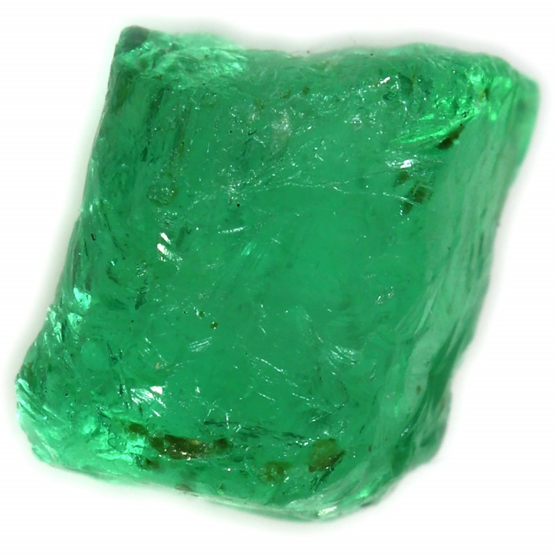 1.45 CTS EMERALD CRYSTALS FROM ETHIOPIA [S-SAFE181]