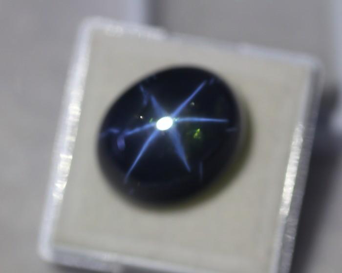30.78Ct 6 Rays Blue Star Sapphire Lot LZB205