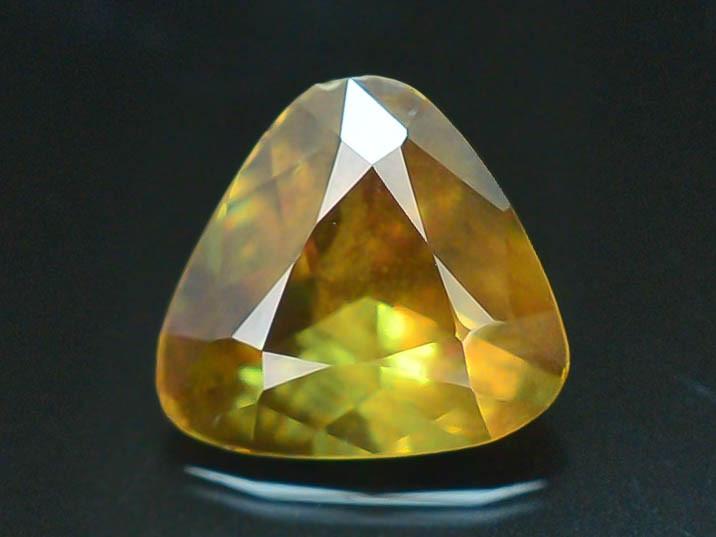 0.75 ct Natural Titanite Sphene