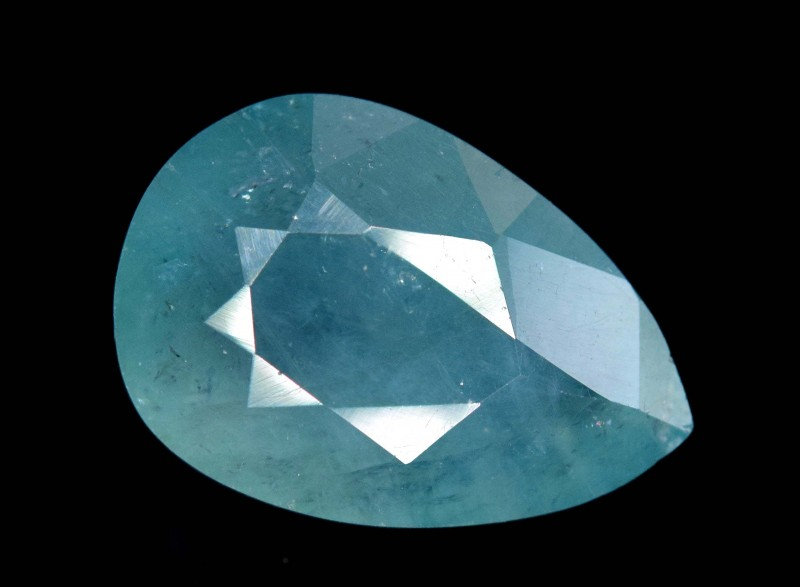7.40 cts Rare Grandidierite Gemstone ~ Madagascar