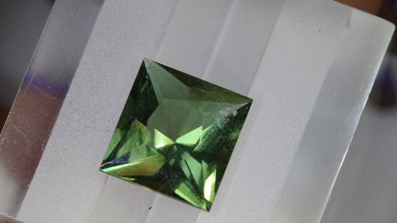 3.15- CTS  GREEN QUARTZ FACETED  CG-2520