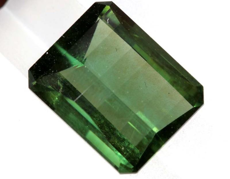5.70- CTS  GREEN QUARTZ FACETED  CG-2522