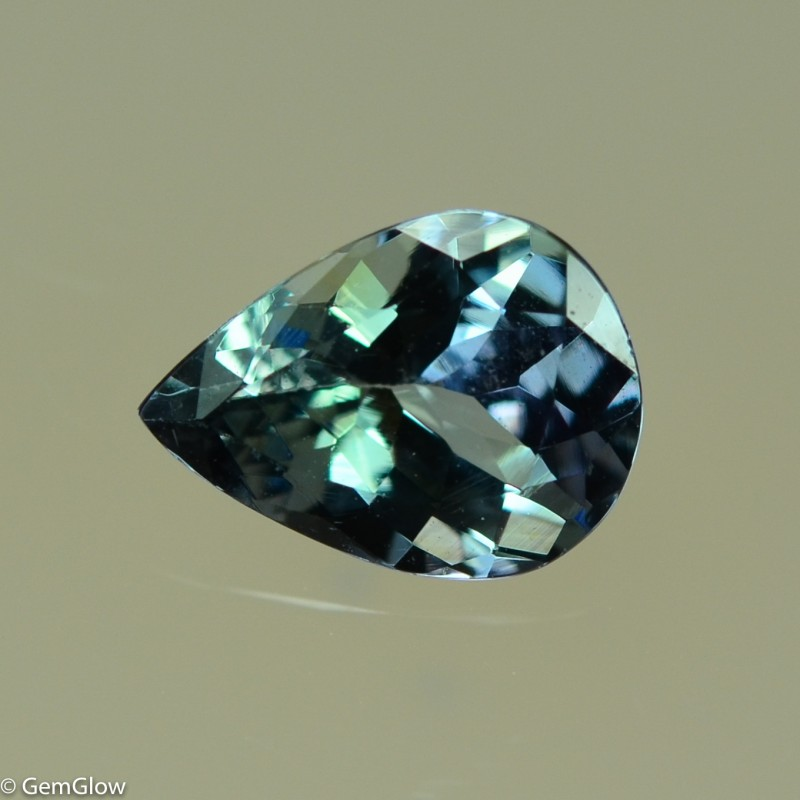 Beautiful Tanzanite: 1.53 Cts Beautiful Natural Lustrous Tanzanite