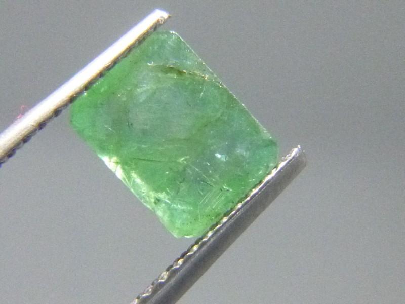1.55cts  Emerald , 100% Natural Gemstone