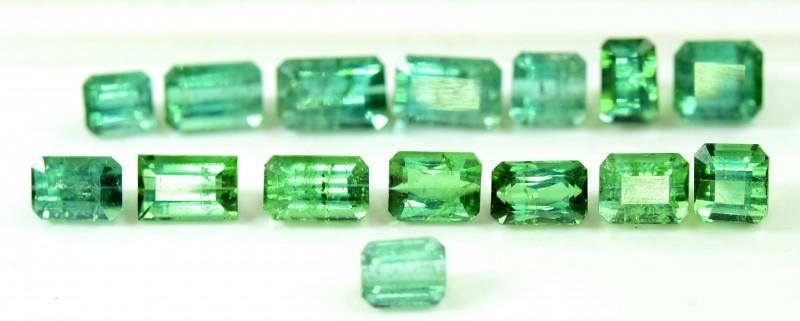 22.10 cts Natural Tourmaline Gemstones Parcel ~ Afghanistan