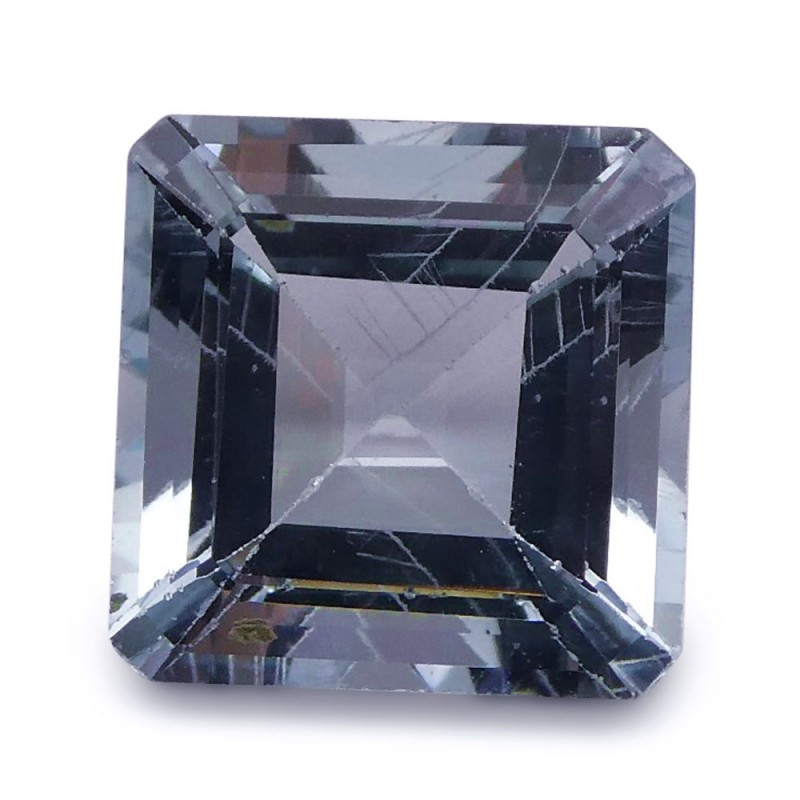 3.69 ct Square Aquamarine