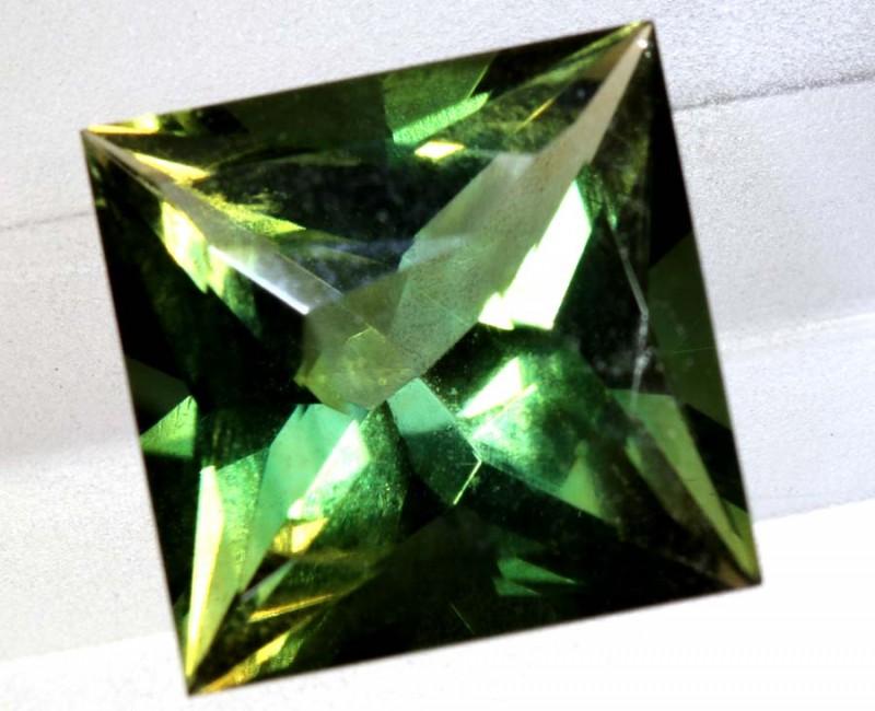 4.31- CTS  GREEN QUARTZ FACETED  CG-2531