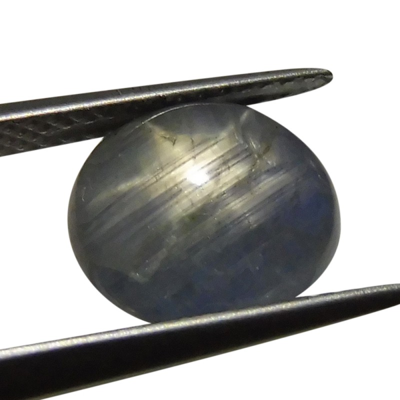 5.21 ct Oval Star Sapphire