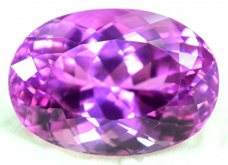 32.45 cts Deep Pink Kunzite Gemstone ~ Afghanistan