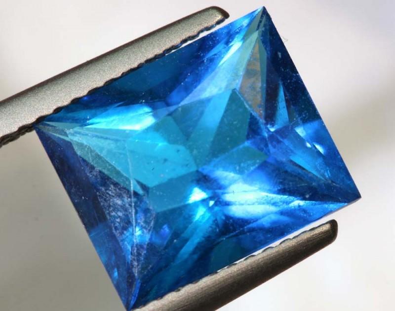 4.21- CTS  BLUE QUARTZ FACETED  CG-2562