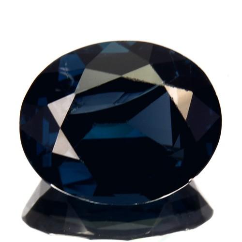 2.48 Cts Natural Cobalt Blue Spinel Oval Cut Sri Lanka
