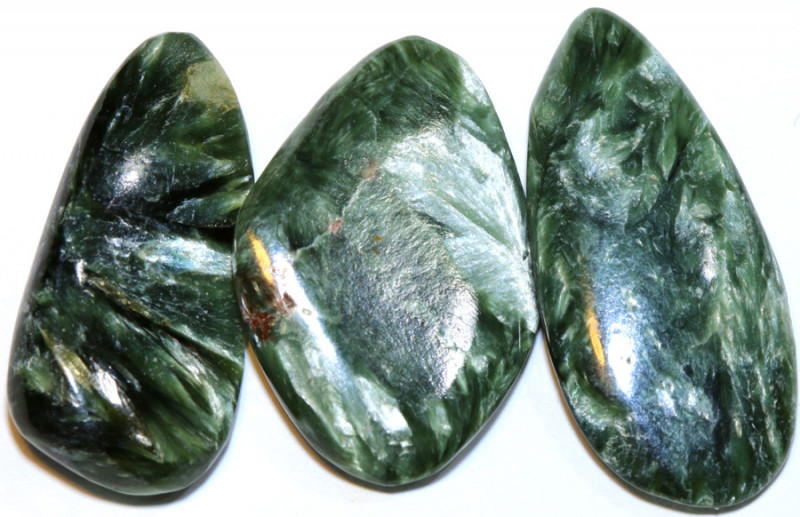40 CTS GREEN SERAPHINITE PARCEL ADG-363