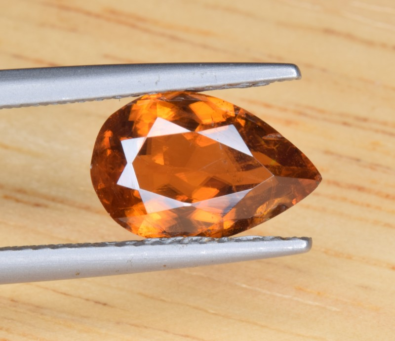 Natural Rare Bastnasite 3.96 Cts Faceted Gemstone