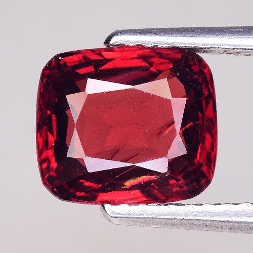 2.27 Cts Untreated Red Spinel Excellent Color & Cut ~ Burm
