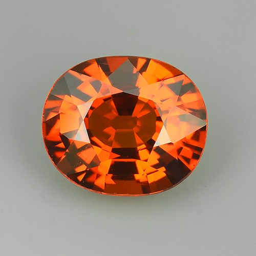 CERTIFIED 2.15 CTS EXQUISITE NATURAL UNHEATED FANTA COLOR SPESSARTITE