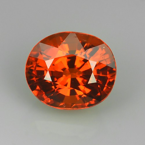 CERTIFIED 2.02 CTS EXQUISITE NATURAL UNHEATED FANTA COLOR  SPESSARTITE