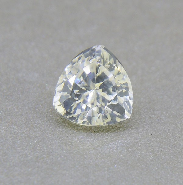 Natural White Sapphire 1.05 Ct.  (01269)