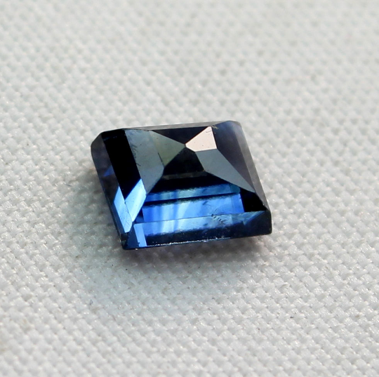 1.20 Crt Natural Blue Sapphire Loose Gemstone 0019