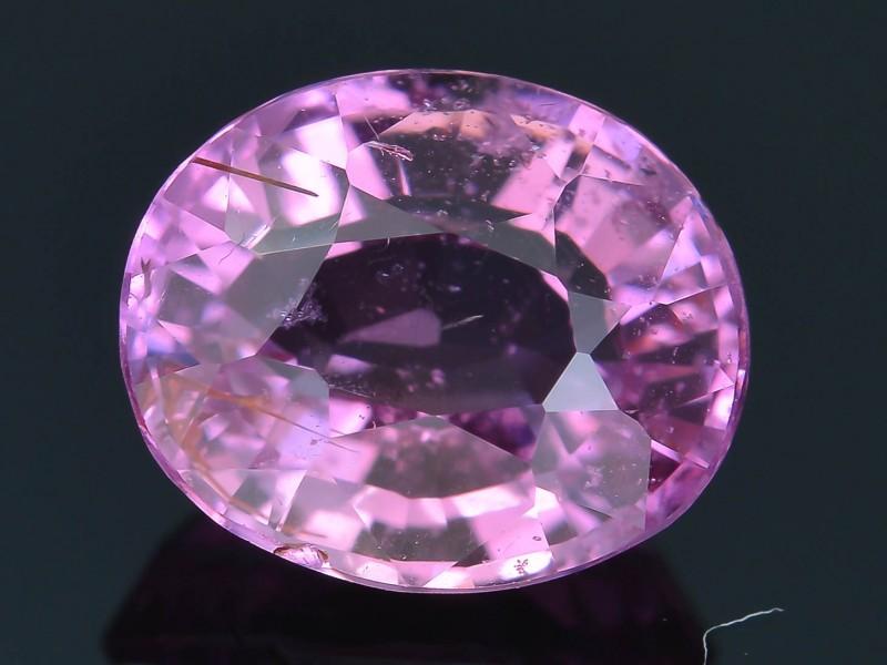 Gil Certified AAA Grade 1.52 ct Unheated Pink Sapphire SKU.13