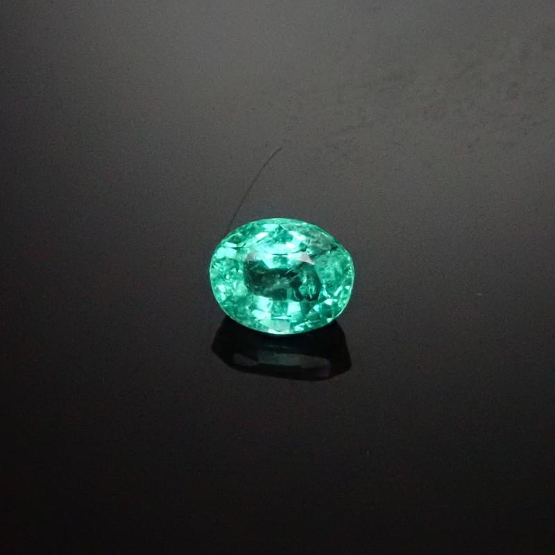 .42ct  Panjshir Emerald