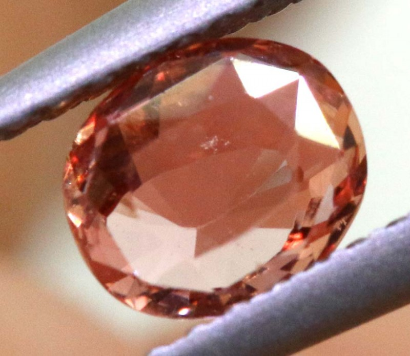 0.80 CTS  CERTIFIED  PINK SAPPHIRES FACETED  GEMSTONE PG-2523