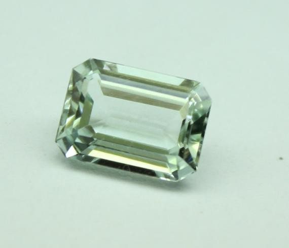 2.35 Crt Untreated Natural Aquamarine Loose Gemstone 0004