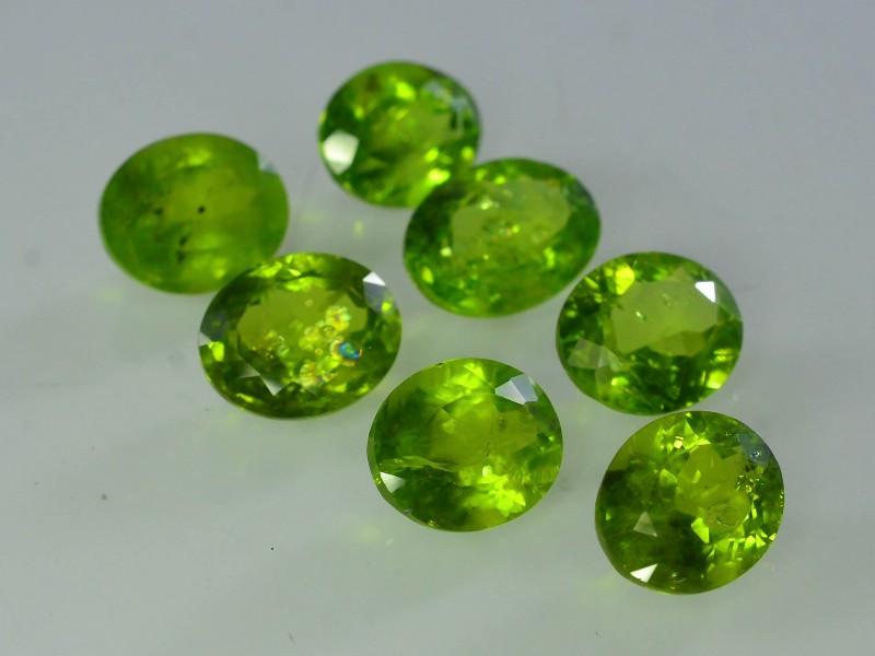 38.40 Ct Untreated Green Peridot ~ LOT AA