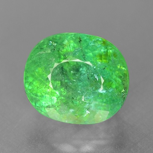 Certified 9.11 Cts Paraiba Tourmaline Attractive Higher Color ~ Mozambique