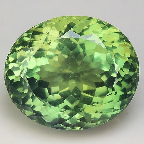 3.51 Cts Green  Apatite ~ Insanity ~ Brazilian ~ Untreated M8
