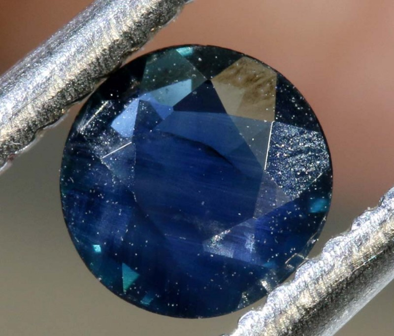 0.40CTS- AUSTRALIAN FACETED SAPPHIRES  GEMSTONE PG-2536
