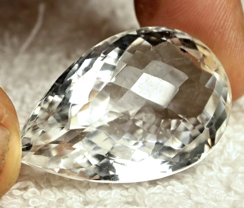 85.78 Carat Natural Clear African VVS Quartz - Gorgeous