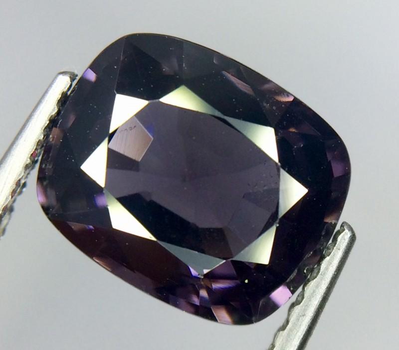 2.66 Crt Natural Spinel Sparkling luster Faceted Gemstone( Sp 03)
