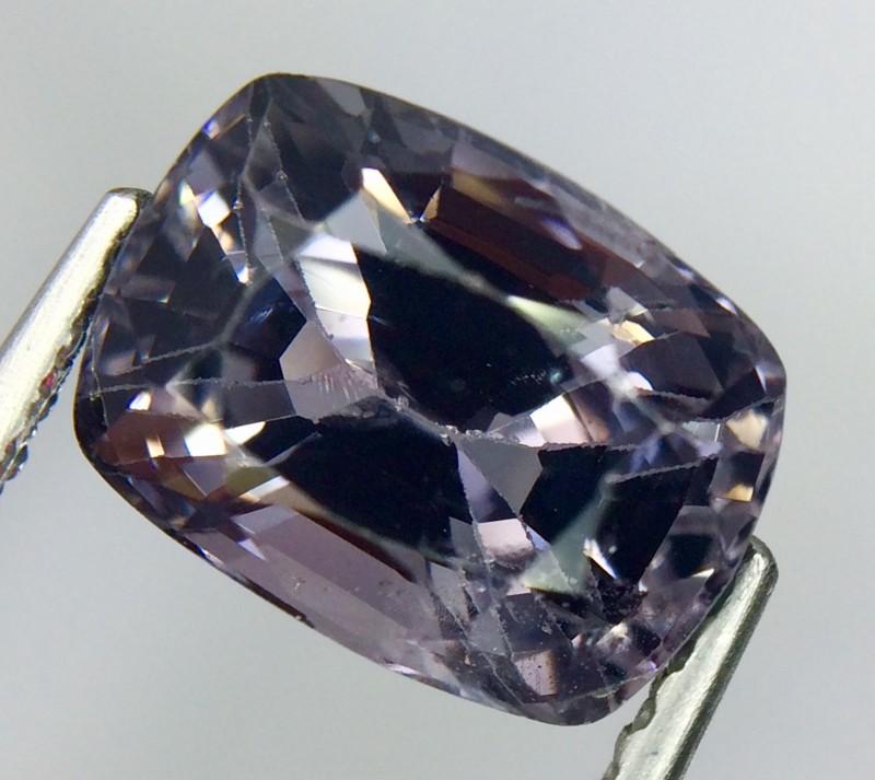 2.43 Crt Natural Spinel Sparkling luster Faceted Gemstone(Sp 10)