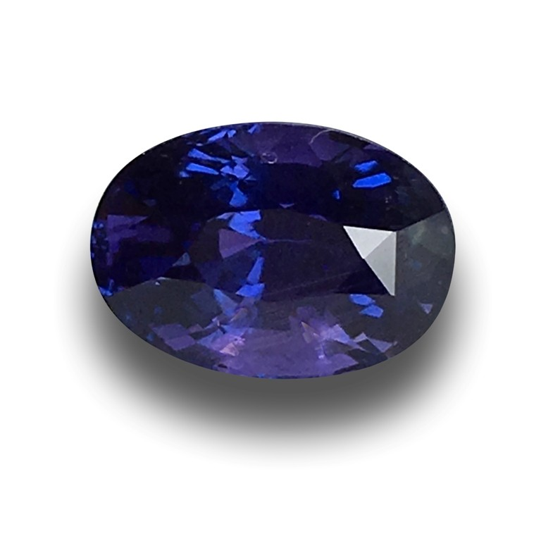 Natural Colour Changing Sapphire|Loose Gemstone|New| Sri Lanka