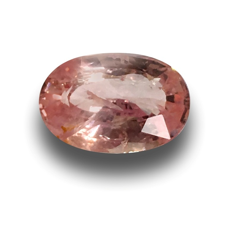 Natural Unheated Padparadscha|Loose Gemstone|New| Sri Lanka