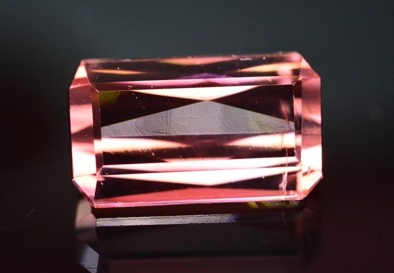 4.05 Ct Top Quality Natural Pink Tourmaline