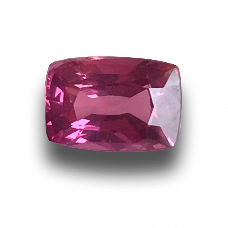 Natural Unheated Pink Sapphire  Loose Gemstone New Srilanka