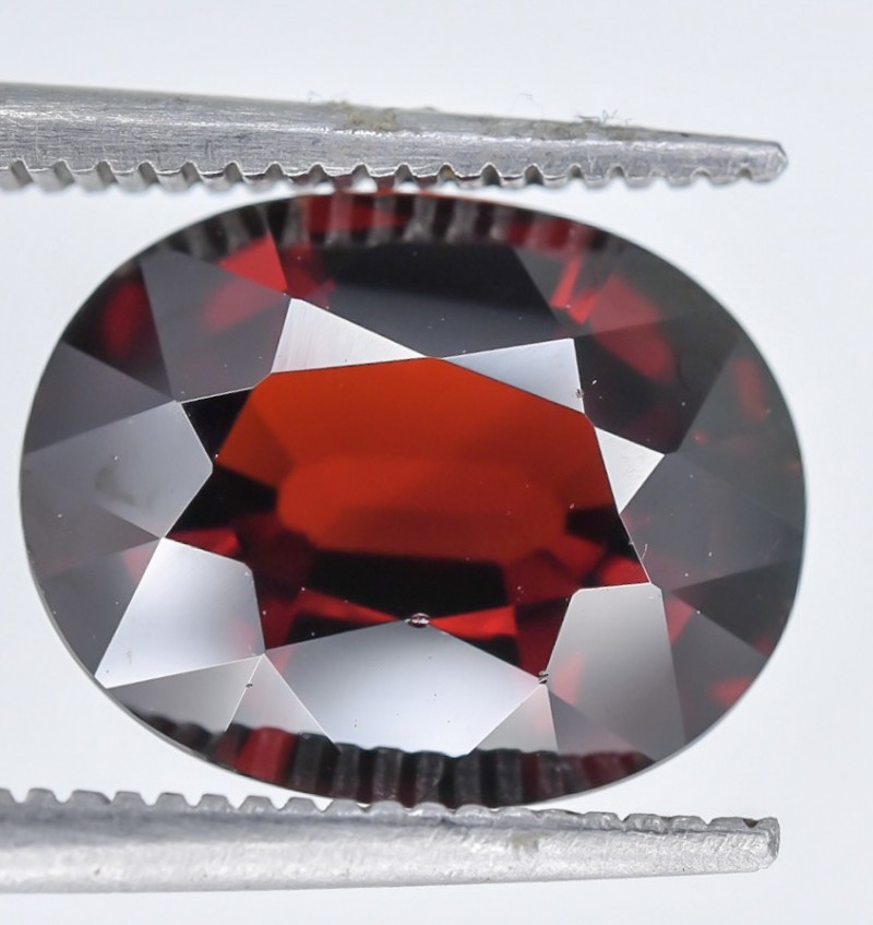5.30 Crt Spessartite Garnet Faceted Gemstone