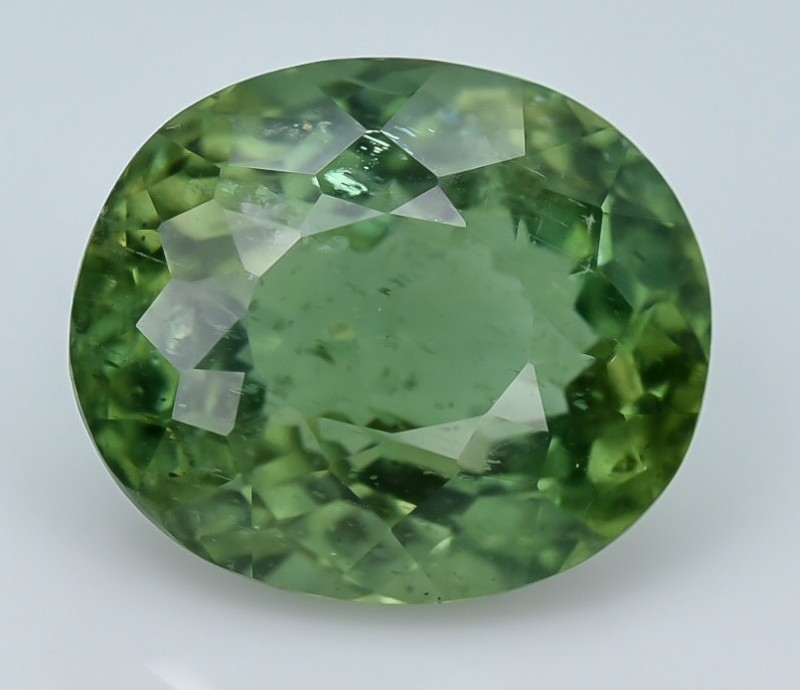 9.60 Crt Apatite Faceted Gemstone