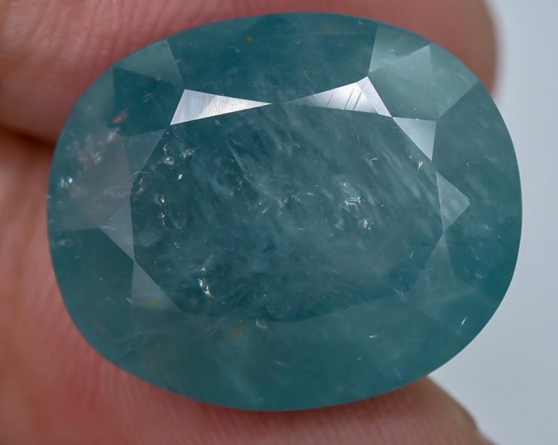 21.50 Crt Rare Grandidierite Faceted Gemstone