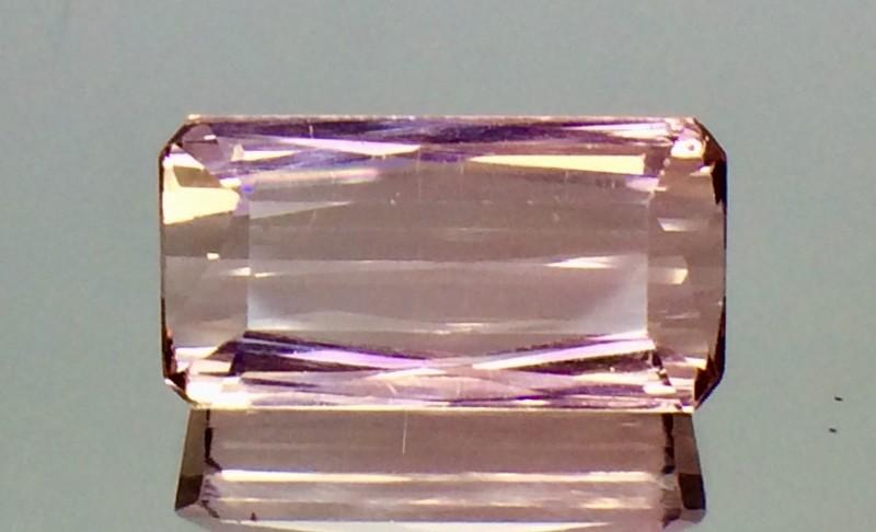 5.93 Crt Natural Tourmaline Beautifulest Pinkish Faceted Gemstone(Tm 03)