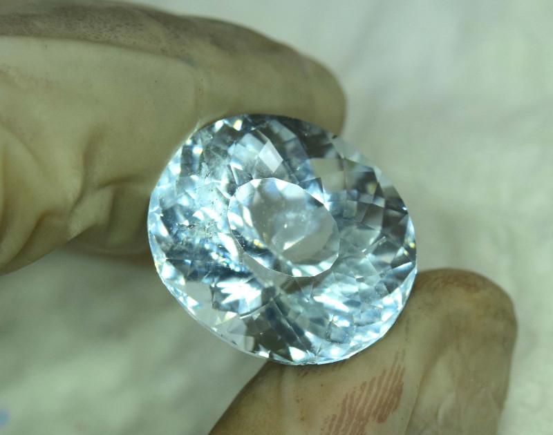 20.20  ~ Carats Class Grade Color Natural Aquamarine gemstone