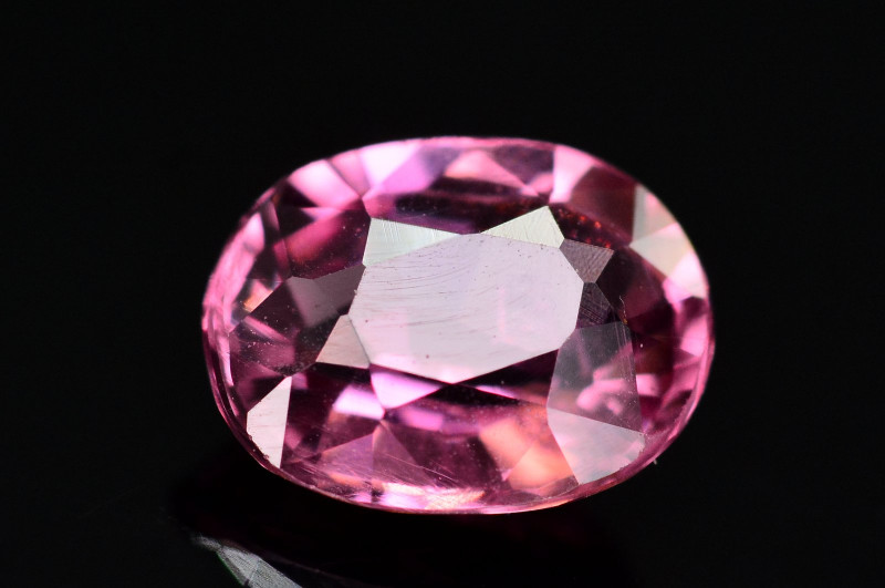 GIL Certified 1.12 Ct Natural Pink Sapphire