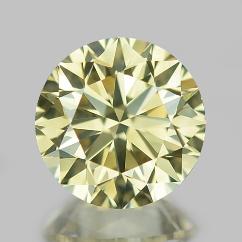 0.60 CT DIAMOND WITH SPARKLING LUSTER GEMSTONE WD3