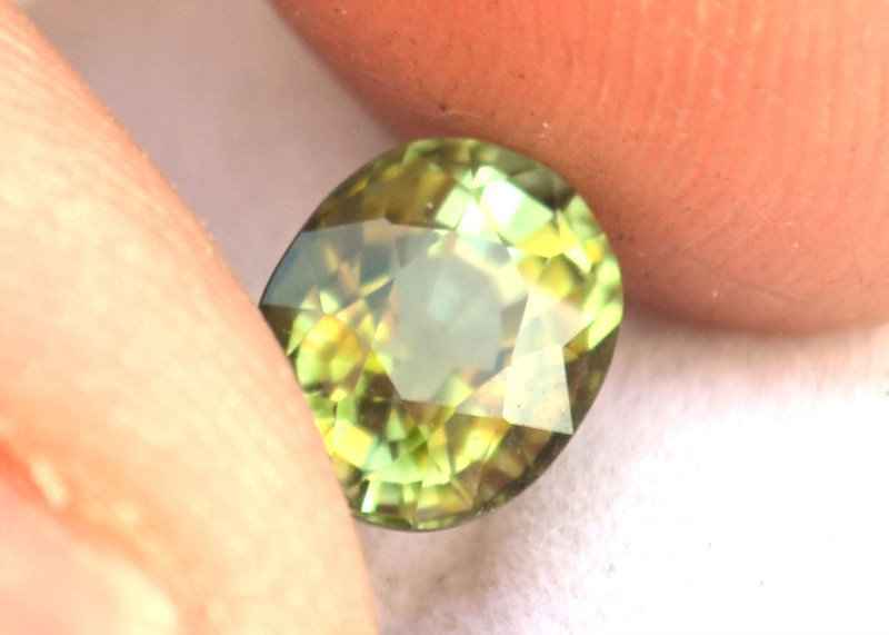 1.96 Carat Tourmaline -- Very Nice Oval Cut Stone