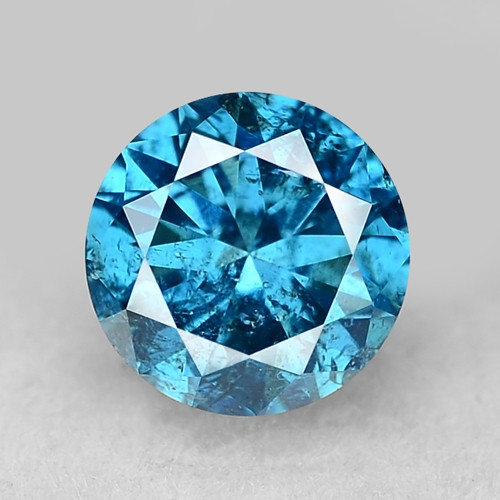 0.31 Ct Blue Diamond Top Class Gemstone  DB15